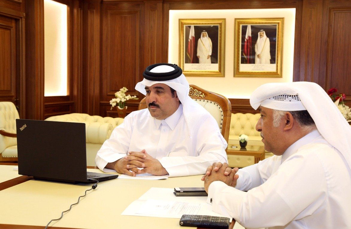 Doha Municipality affirms its solidarity and support for the city of Beirut and all its residents