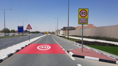 Photo of Enhanced traffic safety on roads surrounding 465 schools completed