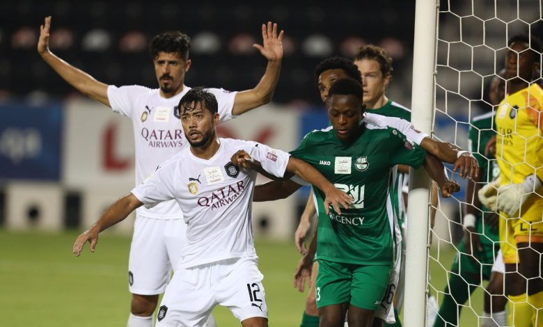 Al Sadd Defeat Al Ahli to Advance to Ooredoo Cup Final