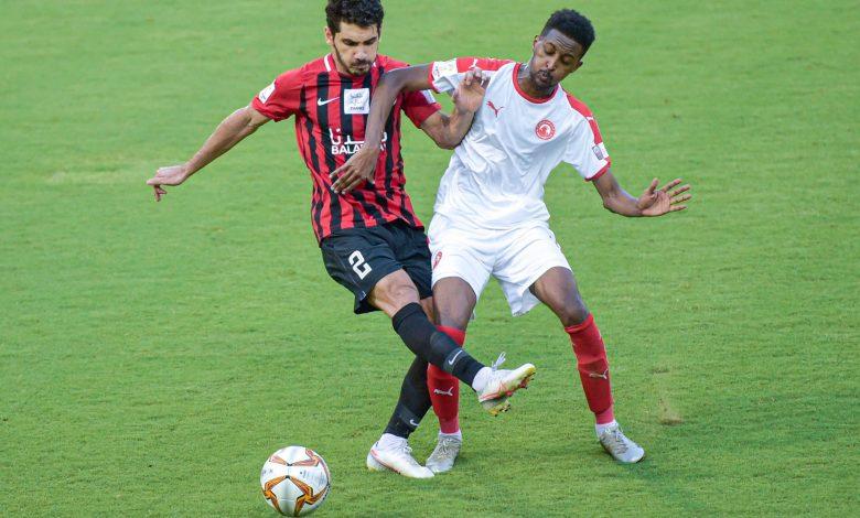 Al Arabi Beat Al Rayyan to Qualify for Ooredoo Cup Final