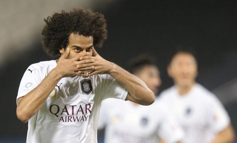 Afif Wins Best Player in Qatar Stars League Season