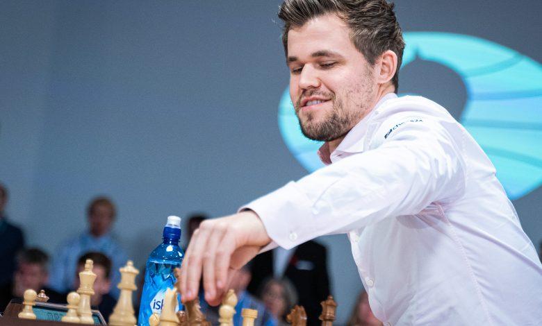 Carlsen Wins Katara International Chess Tournament