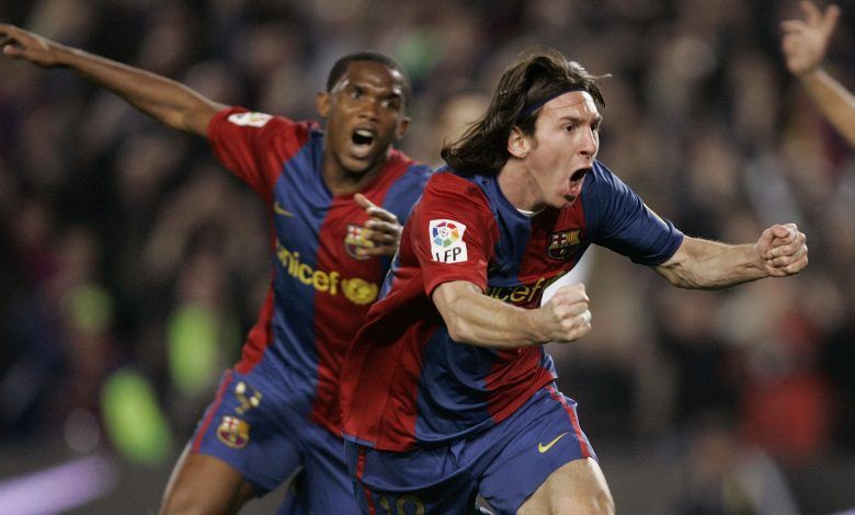 Eto'o: Messi's departure from Barcelona will be catastrophic