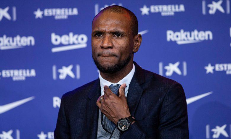 Barcelona sack sporting director Abidal