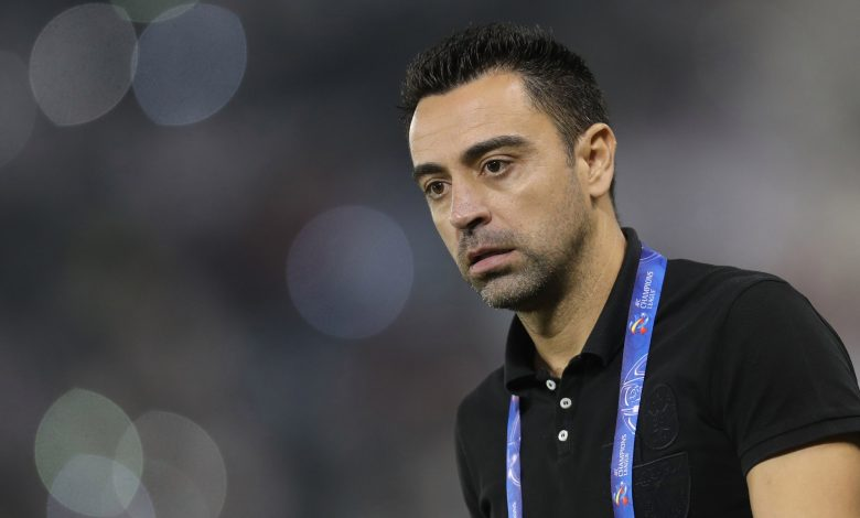 Xavi fined QR10,000 for non-compliance with MOPH's safety protocols