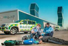 125 ambulances on standby for Eid al-Adha