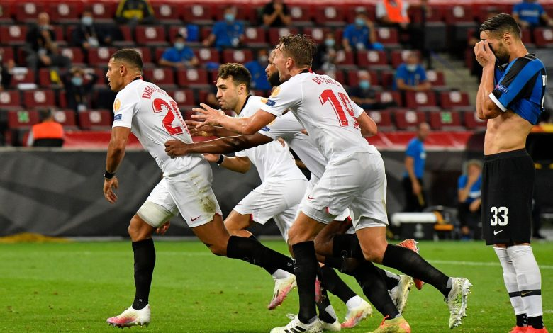 Sevilla crowned Europa League champions for the sixth time