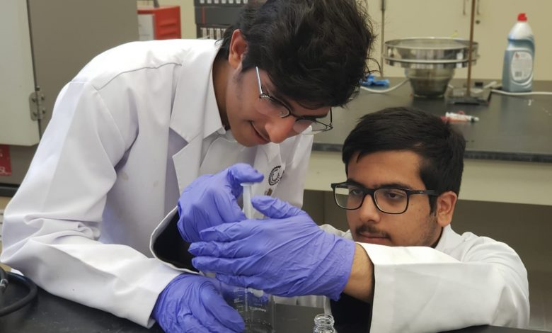 QU's Center for Young Scientists grabs two gold medals