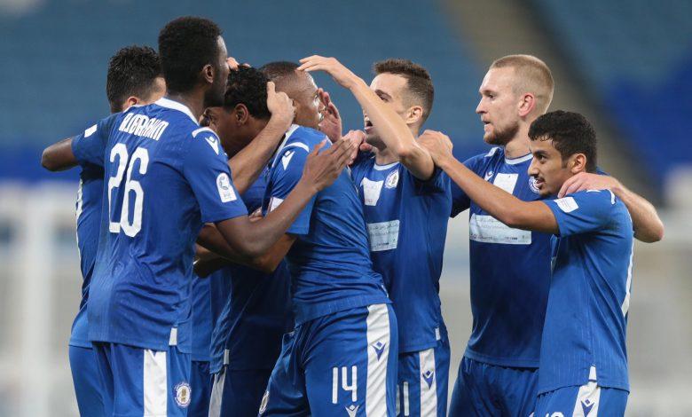 Al Khor Defeat Al Markhiya in Play-Off to Book Stars League Berth
