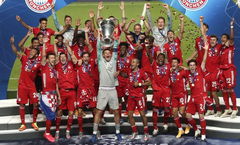 Bayern Munich Win Sixth Champions League Title