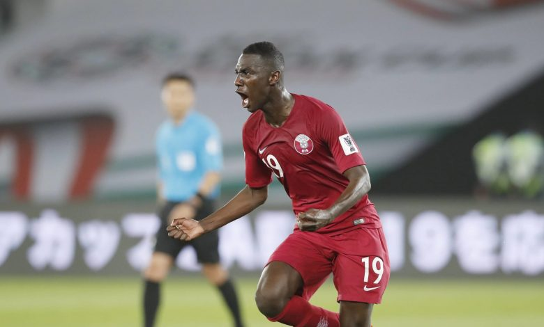 The Sports Court confirms Almoez's eligibility to represent Qatar