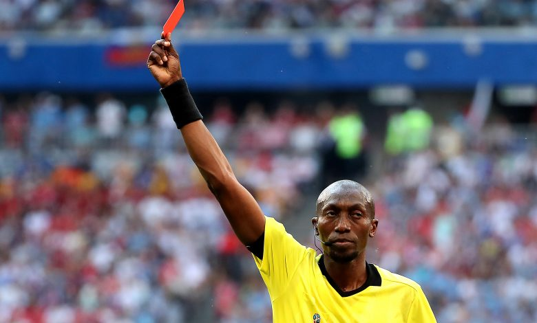 Players can be red carded for deliberate coughing