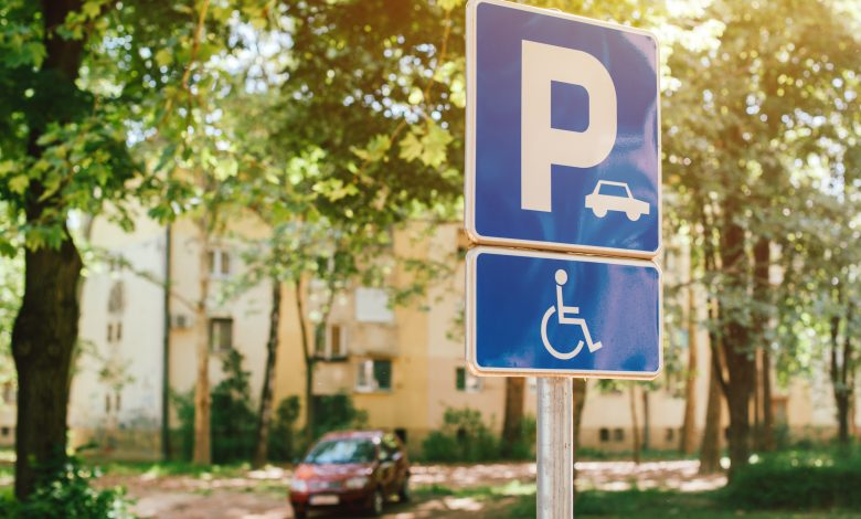 Disabled parking permits .. Now available online