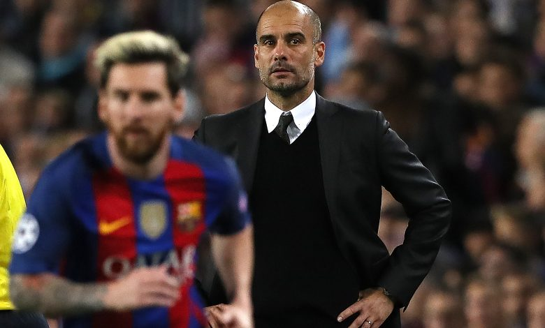 Manchester City may steal away Barcelona's star and captain Messi