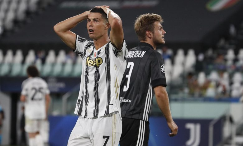 Juventus, Real Madrid eliminated from Champions League