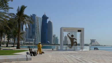 Photo of MME cleans Doha Corniche 3 times a day