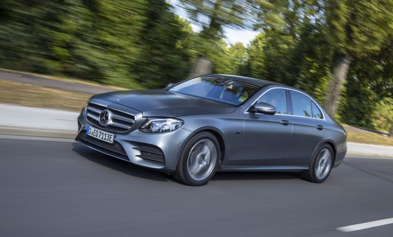 Photo of The Mercedes-Benz E-Class: The most intelligent executive sedan