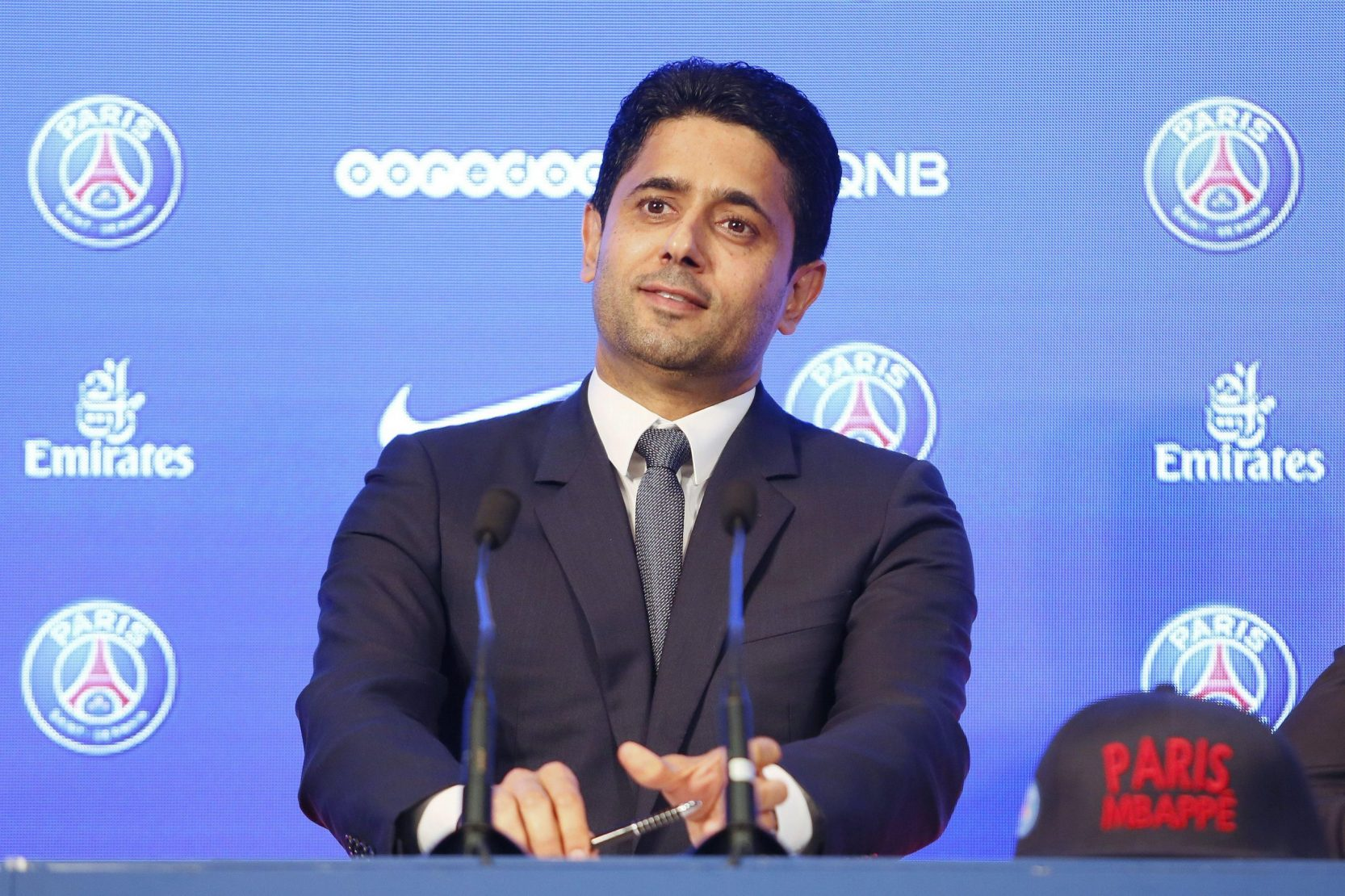 Nasser Al-Khelaifi changes the balance of power and forms a terrifying team in Europe