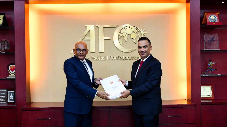 AFC Receives Qatar's Bid to Host AFC Asian Cup 2027