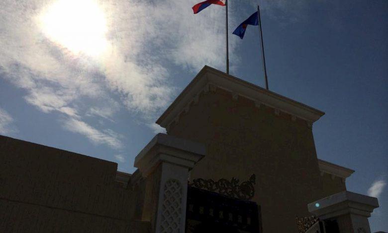 Philippine embassy to resume operations on Sunday