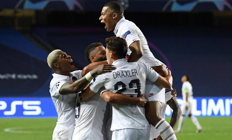 PSG reach semis after stunning comeback