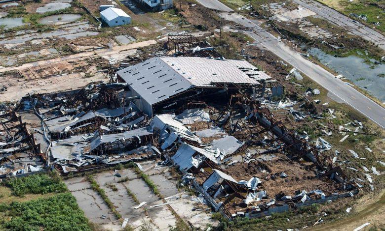Hurricane Laura Leaves 14 Dead in Louisiana and Texas