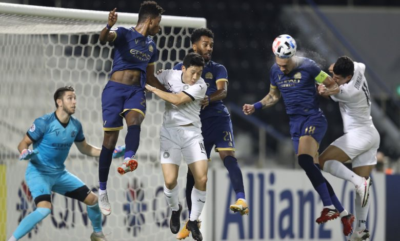 Al Sadd Hold KSA's Al Nassr to Draw in AFC Champions League