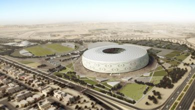 Photo of Al Thumama Stadium Completes 20 Million Working Hours without Injury