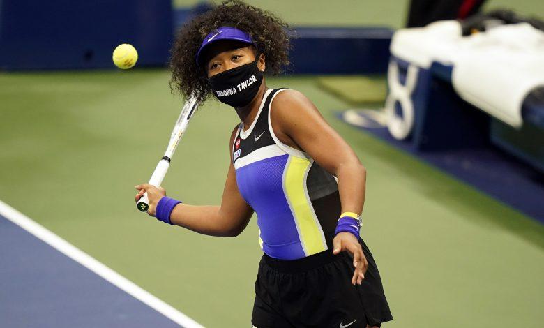Naomi Osaka Advances to 2nd Round of US Open