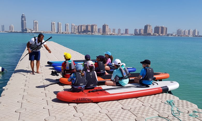 Doha Marine Sports Club prepares to resume competitions