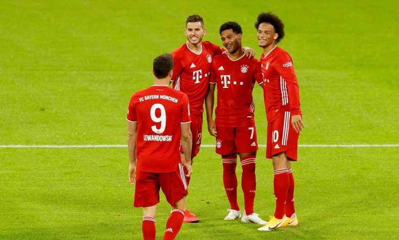 Bayern Munich Demolish Schalke in Bundesliga Opener