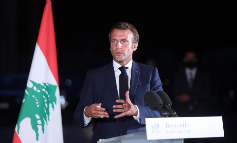 Macron to Lebanese leaders: reform swiftly or face consequences