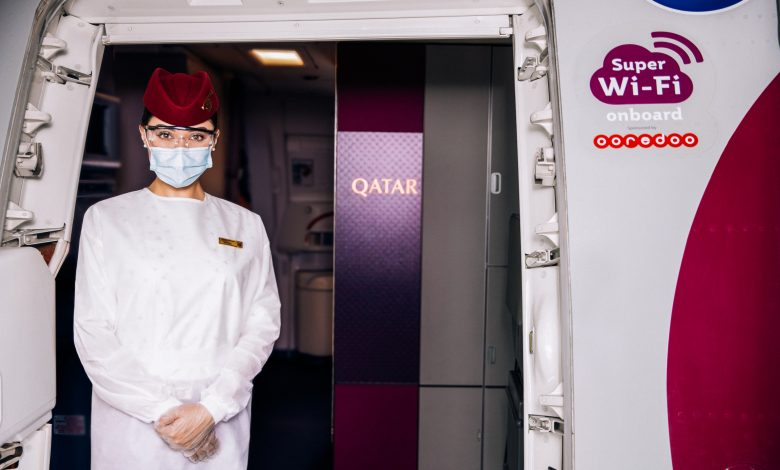 Qatar Airways offers free internet to all travelers for 100 days