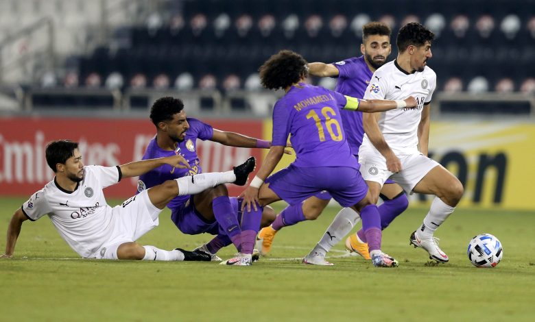 Al Sadd Defeat Al Ain 4-0 in ACL2020