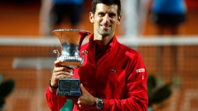 Photo of Djokovic wins fifth Italian Open to make Masters history