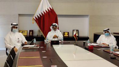 Photo of QFA President Participates in 70th FIFA Congress