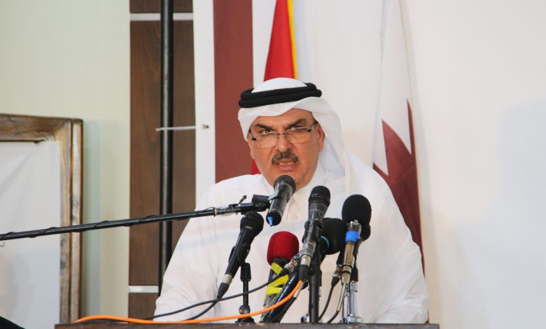 Ambassador Al Emadi Announces Success of Qatar's Efforts in Reaching Truce Agreement in Gaza Strip