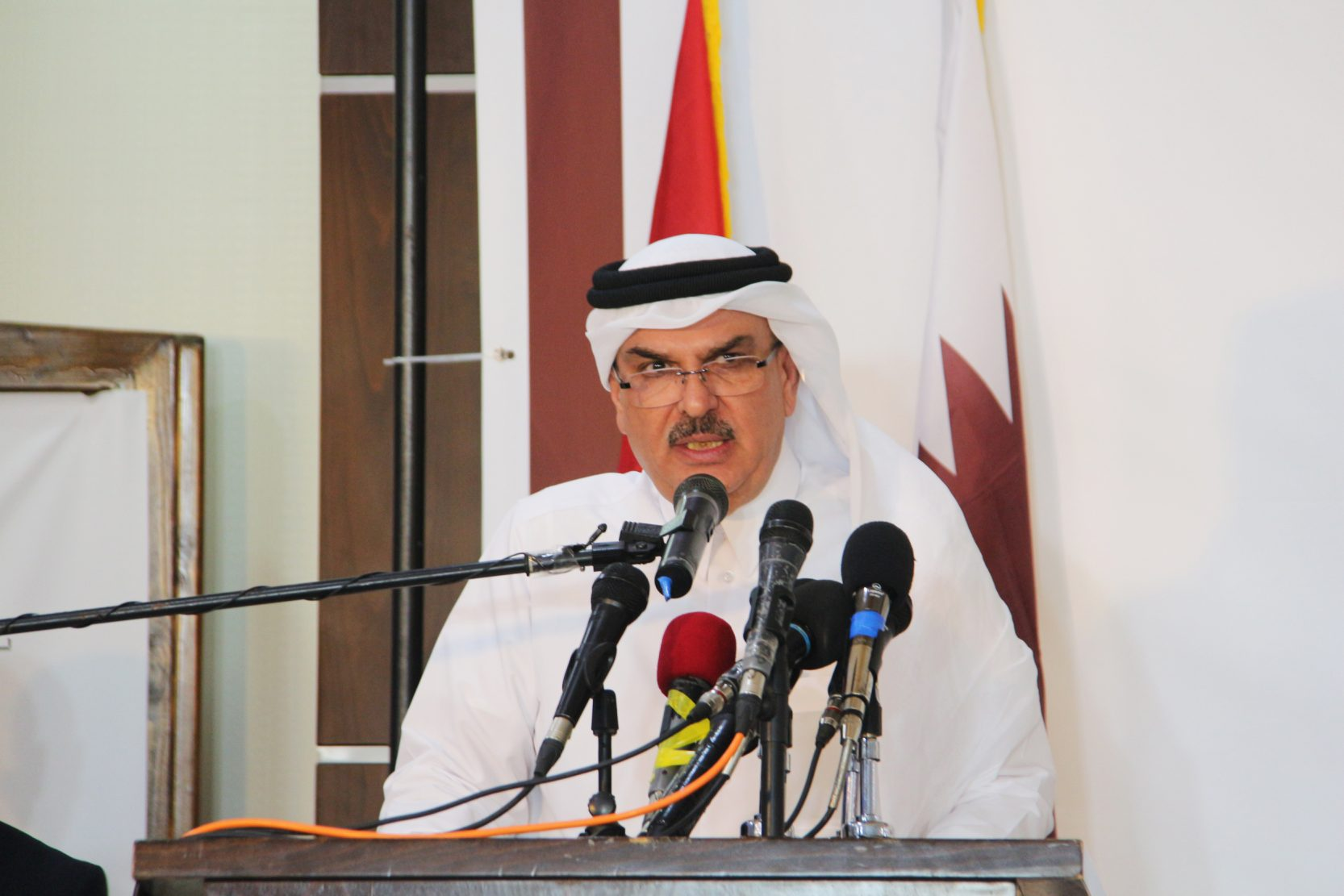 Ambassador Al Emadi Announces Agreement on Qatari Grant, Opening of Gaza Crossings