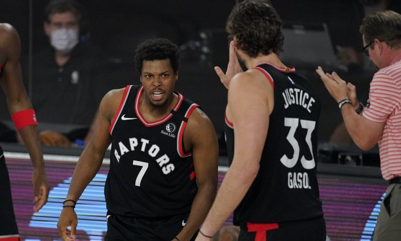 Raptors Beat Celtics in Eastern Semi-Final Series