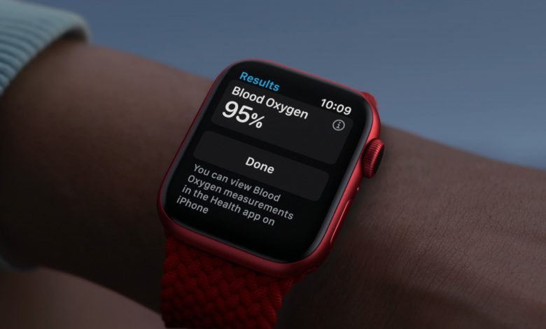 Apple kicks off critical holiday season with watch that monitors blood oxygen
