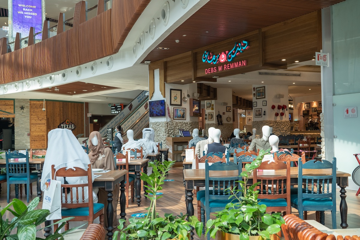 Mall of Qatar Welcomes Guests, Families and Children for a Comfortable, Safe Shopping and Dining Experience