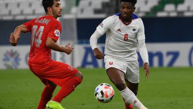 Photo of UAE's Sharjah Beat Al Duhail in ACL2020