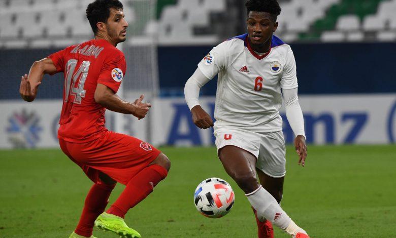 UAE's Sharjah Beat Al Duhail in ACL2020