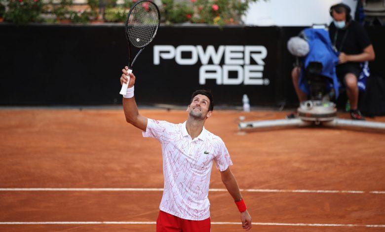 Djokovic and Halep Qualify For Italian Open Championship