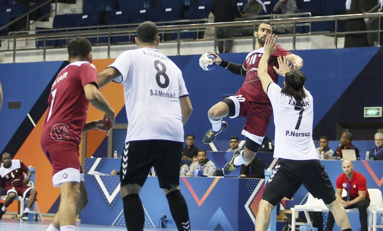 Qatar in Group C of IHF Men's World Championship