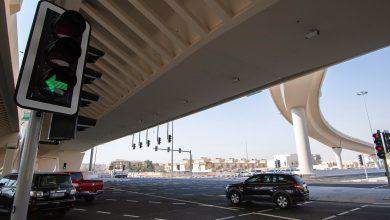 Photo of Ashghal Opens Traffic Signal on Al Waab Interchange to Traffic
