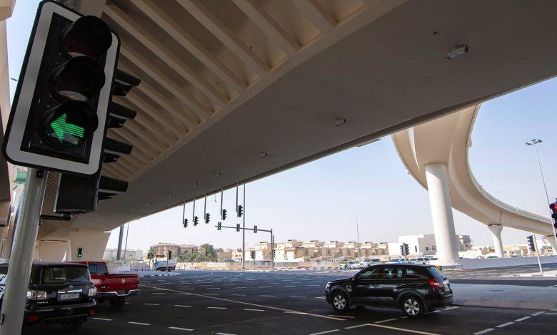 Ashghal Opens Traffic Signal on Al Waab Interchange to Traffic