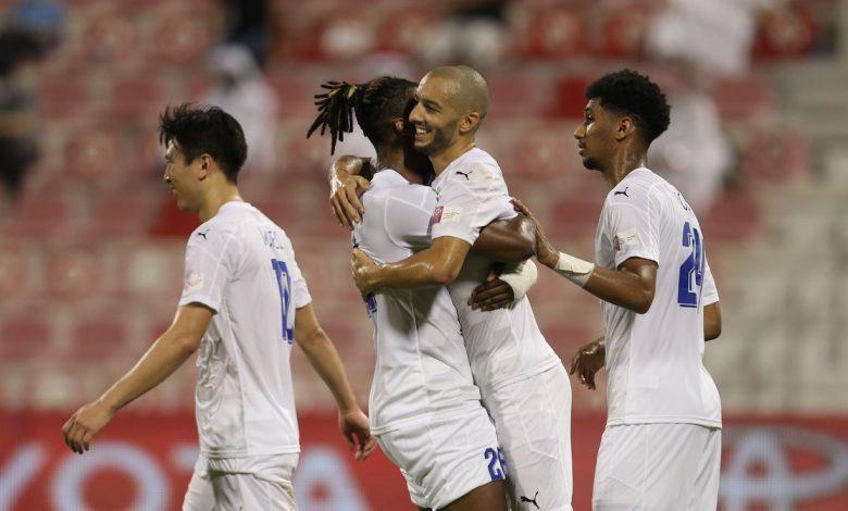 Al Gharafa Defeat Al Arabi: QNB Stars League