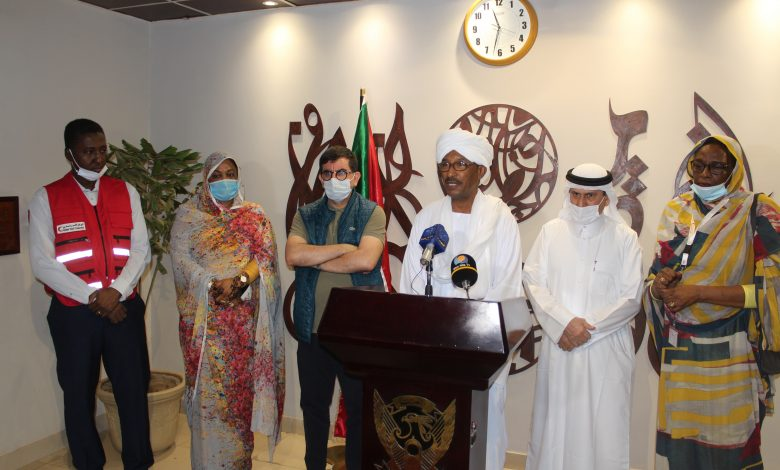 QRCS Provides Humanitarian Aid to Help Sudan to Combat Coronavirus