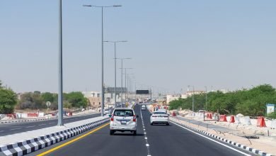 Photo of Ashghal Opens Al Khufoos Street to Traffic